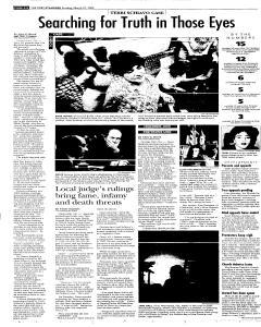 Syracuse Post Standard, March 27, 2005, Page 276