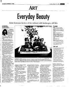 Syracuse Post Standard, March 27, 2005, Page 135
