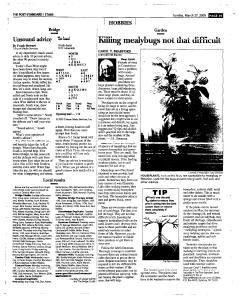 Syracuse Post Standard, March 27, 2005, Page 139