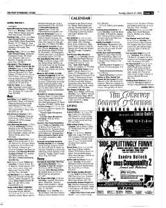 Syracuse Post Standard, March 27, 2005, Page 124