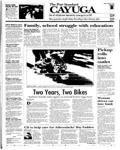 Syracuse Post Standard, March 27, 2005, Page 209