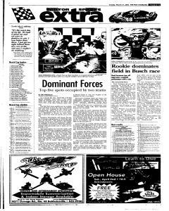 Syracuse Post Standard, March 27, 2005, Page 47