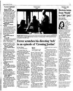 Syracuse Post Standard, March 27, 2005, Page 145