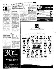Syracuse Post Standard, March 27, 2005, Page 251