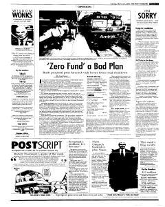 Syracuse Post Standard, March 27, 2005, Page 31