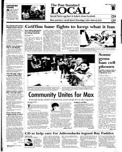 Syracuse Post Standard, March 27, 2005, Page 235