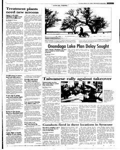 Syracuse Post Standard, March 27, 2005, Page 215