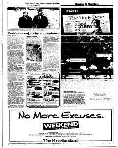 Syracuse Post Standard, March 27, 2005, Page 53