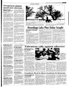 Syracuse Post Standard, March 27, 2005, Page 241