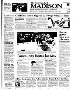 Syracuse Post Standard, March 27, 2005, Page 261