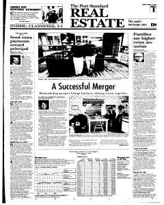 Syracuse Post Standard, March 27, 2005, Page 94