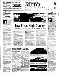 Syracuse Post Standard, March 27, 2005, Page 71