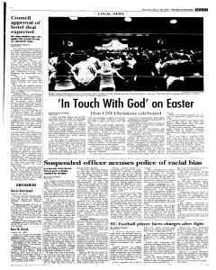 Syracuse Post Standard, March 28, 2005, Page 106