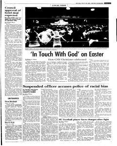 Syracuse Post Standard, March 28, 2005, Page 72