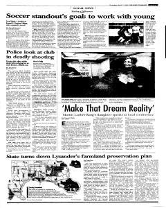 Syracuse Post Standard, April 07, 2005, Page 25