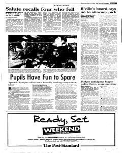 Syracuse Post Standard, April 09, 2005, Page 18