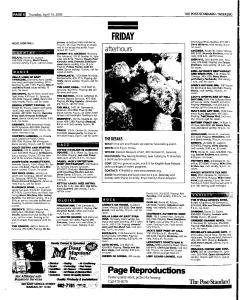Syracuse Post Standard, April 14, 2005, Page 64