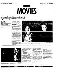 Syracuse Post Standard, April 14, 2005, Page 71