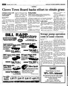Syracuse Post Standard, April 14, 2005, Page 132
