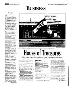 Syracuse Post Standard, April 14, 2005, Page 140