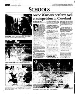 Syracuse Post Standard, April 14, 2005, Page 142