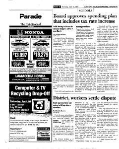 Syracuse Post Standard, April 14, 2005, Page 144