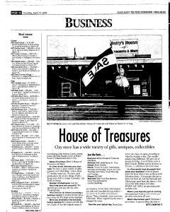 Syracuse Post Standard, April 14, 2005, Page 176