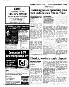 Syracuse Post Standard, April 14, 2005, Page 180