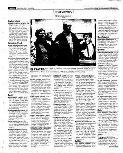 Syracuse Post Standard, April 14, 2005, Page 186