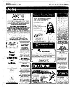 Syracuse Post Standard, April 14, 2005, Page 196