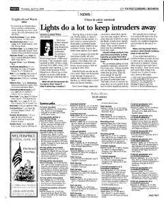 Syracuse Post Standard, April 14, 2005, Page 206