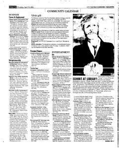 Syracuse Post Standard, April 14, 2005, Page 214