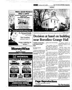Syracuse Post Standard, April 14, 2005, Page 240
