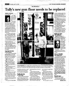Syracuse Post Standard, April 14, 2005, Page 249