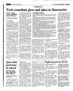 Syracuse Post Standard, April 14, 2005, Page 251