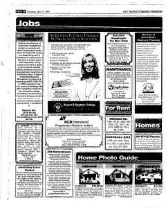 Syracuse Post Standard, April 14, 2005, Page 263