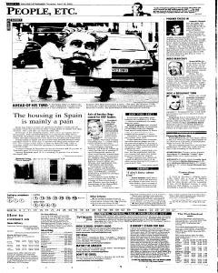 Syracuse Post Standard, April 14, 2005, Page 267