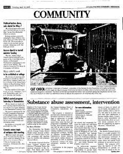 Syracuse Post Standard, April 14, 2005, Page 343