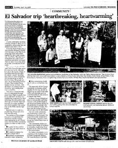 Syracuse Post Standard, April 14, 2005, Page 347