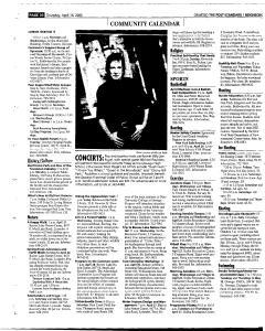 Syracuse Post Standard, April 14, 2005, Page 397
