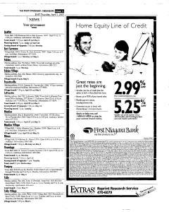 Syracuse Post Standard, April 14, 2005, Page 95
