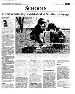 Syracuse Post Standard, April 14, 2005, Page 350
