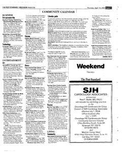 Syracuse Post Standard, April 14, 2005, Page 370