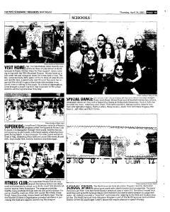 Syracuse Post Standard, April 14, 2005, Page 145