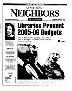 Syracuse Post Standard, April 14, 2005, Page 127