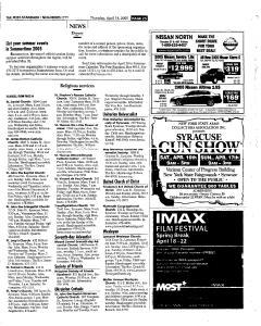 Syracuse Post Standard, April 14, 2005, Page 223