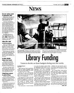 Syracuse Post Standard, April 14, 2005, Page 165