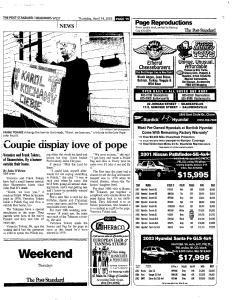 Syracuse Post Standard, April 14, 2005, Page 245