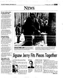 Syracuse Post Standard, April 14, 2005, Page 229