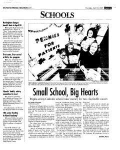 Syracuse Post Standard, April 14, 2005, Page 211